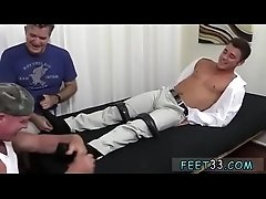 Muslim ladyboy foot toe gay sex first time Sexy Hunk Matthew Tickled