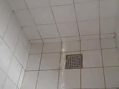 Pissing in shower
