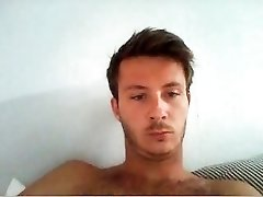 French Handsome Man With Long Big Cock & Tight Ass On Cam