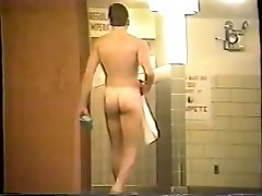 Hidden Cam - The Locker Room