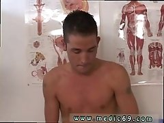 Dirty gay medical video xxx The doctor bent over and took my pecker