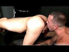 Alan Kennedy and Jimmie Slater get the rough doggy-style quickie