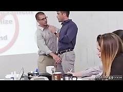Cowboy and gay porn homosexual lad movie Sexual Harassment Class