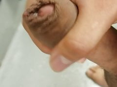 Gym jerk off