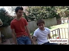 Bukkake Boys - Gay Hardcore Sex from wwwGayzFacial.com 15