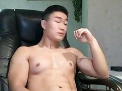 handsome chinese boy