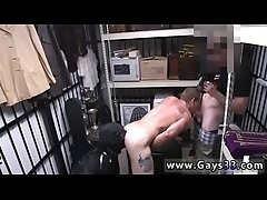 Clip sex porn twink gay boy Dungeon sir with a gimp