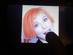 Hayley Williams Cum Tribute 3!  :3