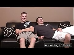 Chris straight guy first time gay blowjob Grinning, Chad got in close